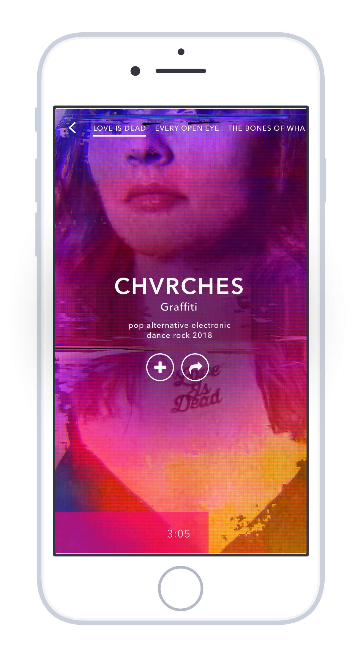 graffiti music app